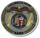 LAPD Band Patch