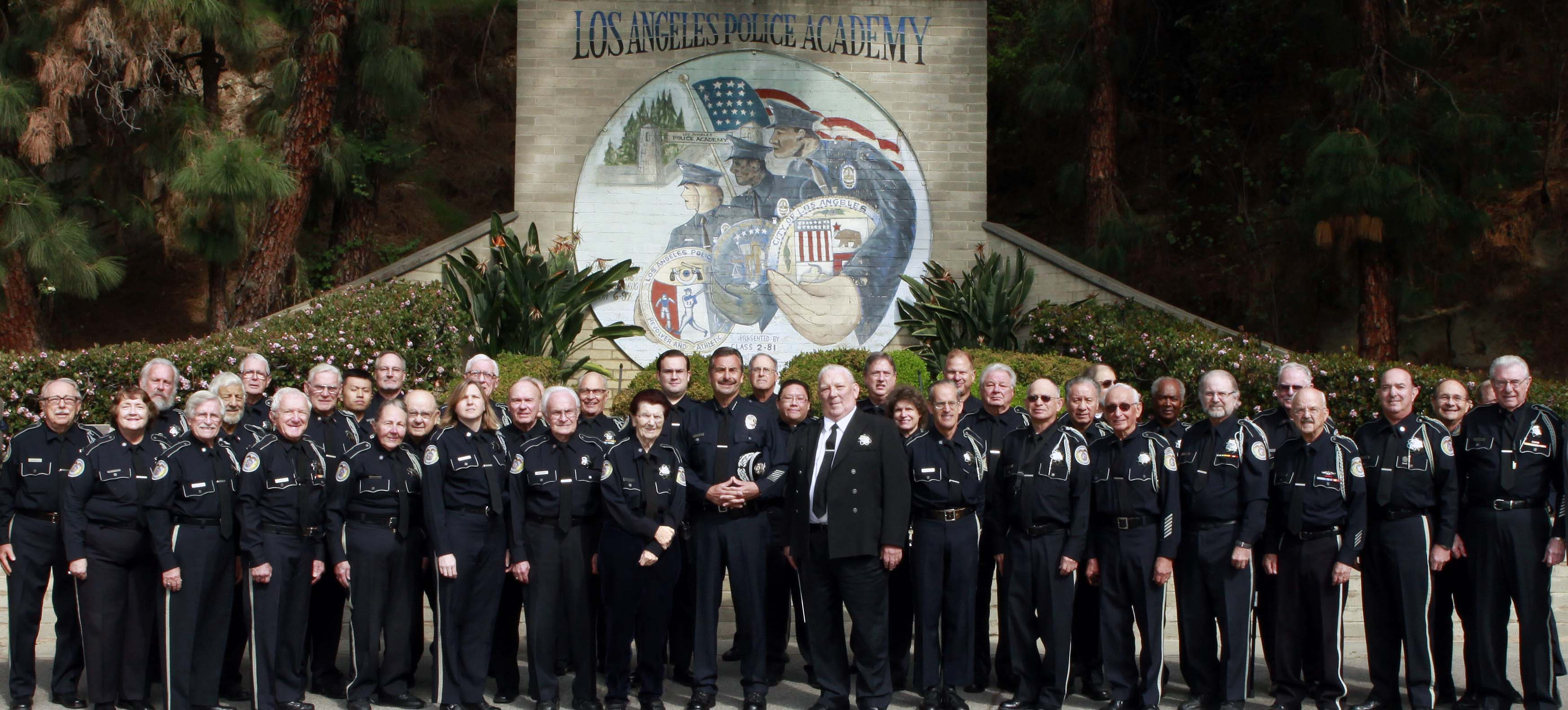 Los Angeles Police Department Concert Band